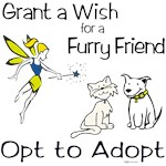 Grant Wish - Opt to Adopt