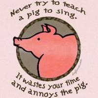 Pig T-Shirts & Collectibles