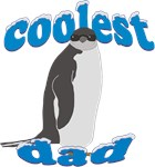 Penguin Coolest Dad