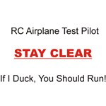 RC Airplane Test Pilot