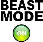 I'm in Beast Mode