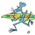 Surf Rat by Tamara Warren