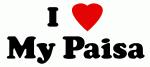 I Love My Paisa
