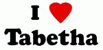 I Love Tabetha