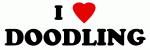 I Love DOODLING