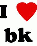 I Love bk