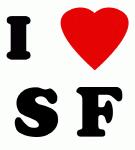 I Love S F