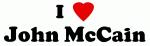 I Love John McCain