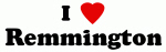 I Love Remmington