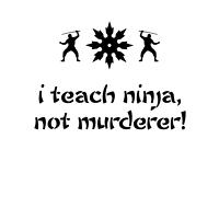 I Teach Ninja