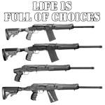 Saiga Life Choices