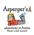 Aspergers adventures in AUTISM!