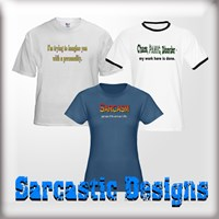 Sarcastic T-Shirts & Gifts