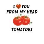 My Head Tomatoes