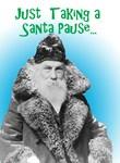 Santa Pause