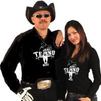 Tejano Music Steer Head
