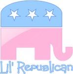 Lil Republican Pink/Blue