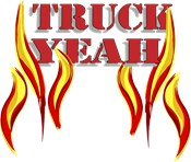 Truck Yeah Red