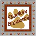 STADIUM BLANKETS - DOGS