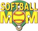 Softball Mom Diamonds