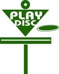 Play Disc Original Disc Golf Design