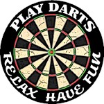 Relax Have Fun Play Darts