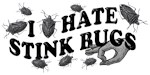 I hate stink bugs