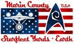 Marin County USA Starfleet Yards