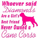 Diamonds are a Girl's Best Friend?