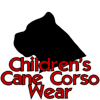 Children's Cane Corso Wear