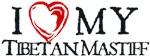 I Heart My Tibetan Mastiff