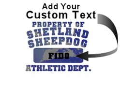 Personalized Sheltand Sheepdog
