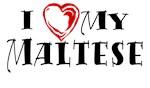 I Heart My Maltese