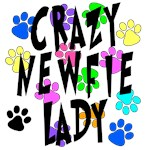 Crazy Newfie Lady