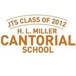 2012 Cantorial School Graduates