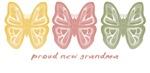 3 butterflies grandma