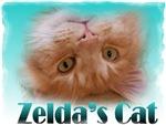 Famous Cats - Zelda's Cat