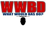 What would Bas do? MMA shirts