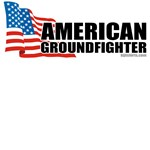 American Groundfighter t-shirts