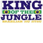King of the Jungle BJJ shirts