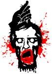 Remove the Head, Destroy the Brain | Zombie T-shirts & Gifts for the Neighbors