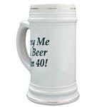 Buy Me A Beer I'm 40!