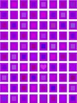 Purple Squares with a Little Heart