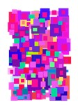 Clustered Squares