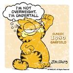 I'm Not Overweight, I'm Undertall