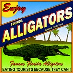 ALLIGATOR T SHIRTS