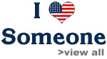 I Love Someone (US Flag)