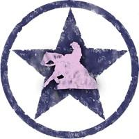 Texas Star Pink slider