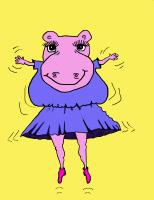 Hannie the Hippo