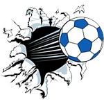 Breakthrough Soccer Ball